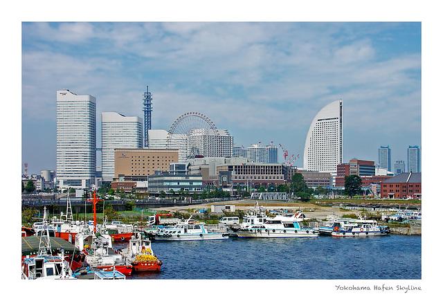 Skyline Port Yokohama