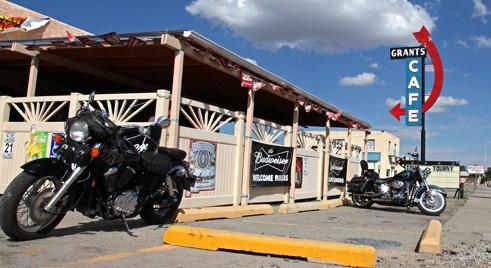 Grants cafe. Albuquerque
