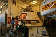USS Hornet - Apollo Test Module (2811)