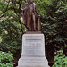 Statue of Samuel F.B. Morse in Central Park, June 2006