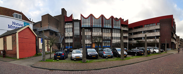 Old office of the Rijnland Water Board