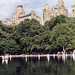 Conservatory Water in Central Park, June 2006