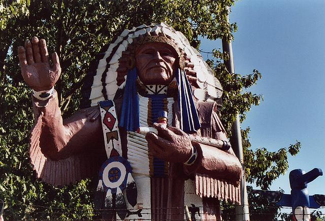 Big Chief Lewis, Aug.2006