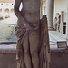 Headless Statue of Venus in the Baths of Diocletian in Rome, 2003