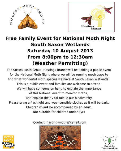 National Moth Night