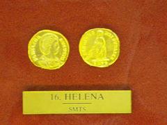 Solidus d'Helena.