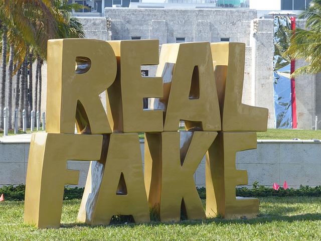 Real Fake (3) - 24 January 2014
