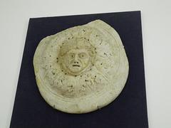 Sirmium : médaillon avec méduse.