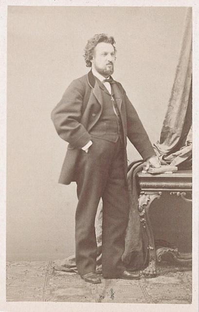 Gustav Walter by Ramolini