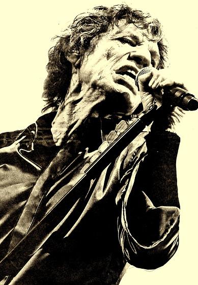 Siro Jagger fariĝis 70-jara
