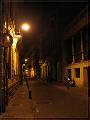 After Midnight, Granada, Spain