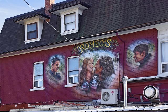 Romeo's – Augusta Avenue, Toronto, Ontario