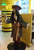 Lego Jack Sparrow in FAO Schwarz, May 2011
