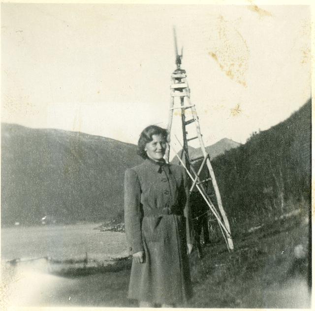 (561) Gunnvor (mor til Jon, evakuert fra Finnmark)