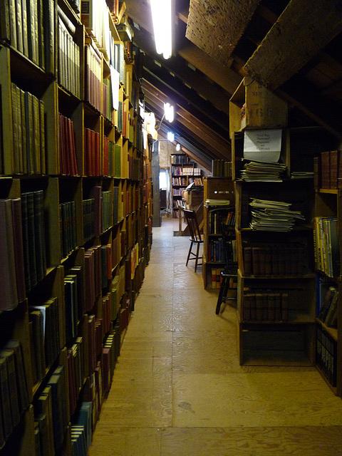 Baldwin's Book Barn