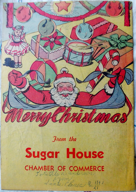 Merry Christmas from the Sugar House Chamber of Commerce