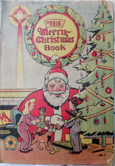 The Merry Christmas Book