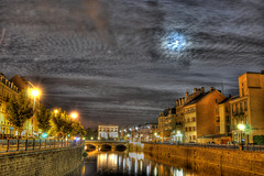 BELFORT: By night.