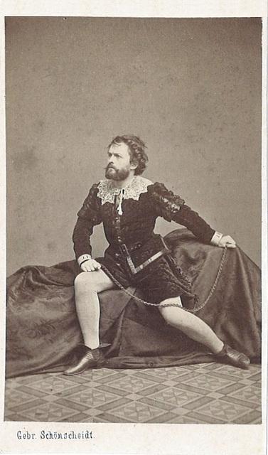 Adolf Grimminger by Schönscheidt