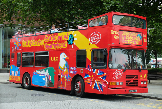 Sightseeing Olympian in Bristol - 7 August 2013