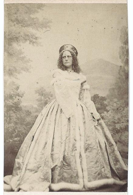 Amalie Boni-Bartel by Schumann