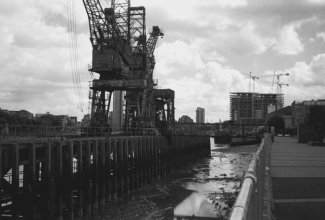Battersea, SW London.