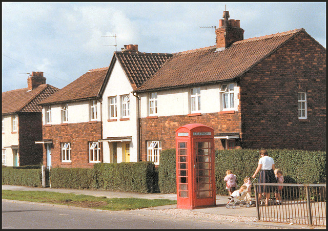 Botcherby council estate