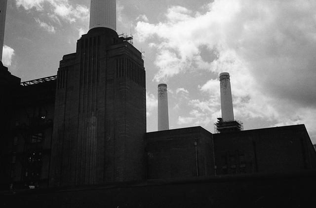 Powerstation Battersea.