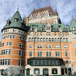 The Château Frontenac
