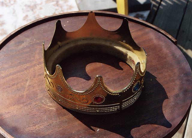 Crown Prop at Barleycorn, Sept. 2006