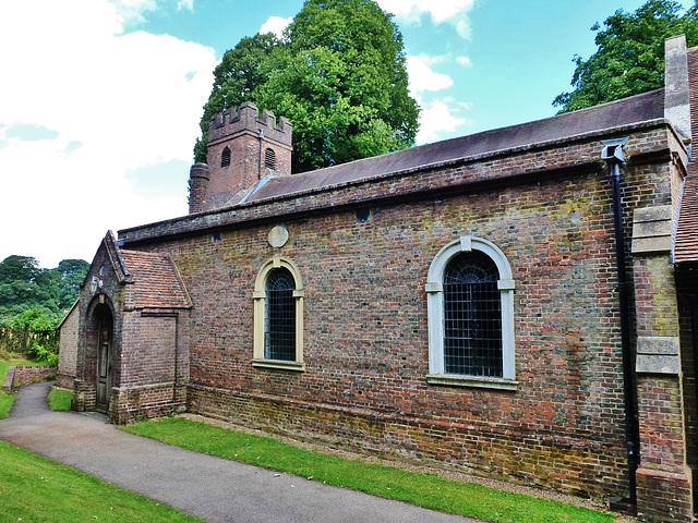 markyate church, herts.