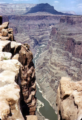 Colorado River from Toroweap Point