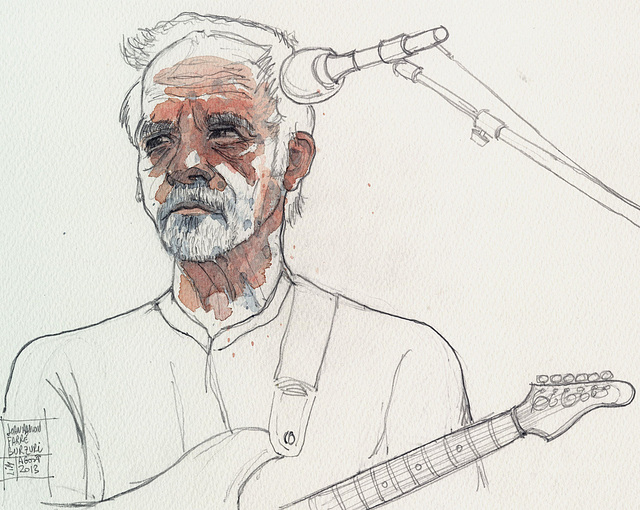 """IN MEMORIAM"" J. J. Cale for PIFAL."