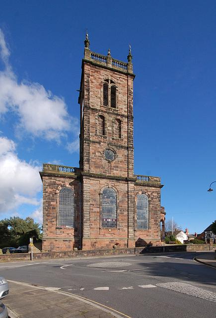 St Alkmund's Church, Whitchurch, Shropshire