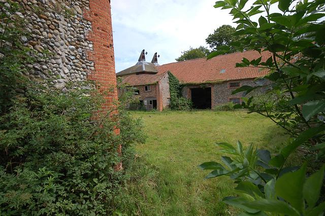 Former maltings complex, Letheringsett, Norfolk