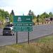 Highway 548 Turnoff, east of Sault Ste. Marie, Ontario