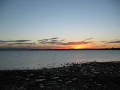 Sunset, Woody Point, Queensland, Australia