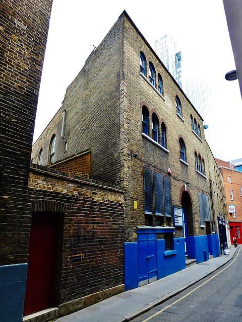 sandys row synagogue, spitalfields, london