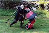 Duke Darius Fighting at Barleycorn, Sept. 2006