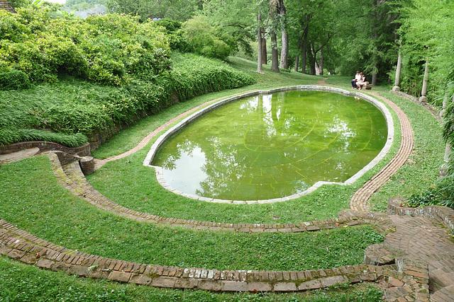 Lover's Lane pool