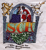 SCA Banner at the Queens County Farm Museum Fair, Sept. 2006