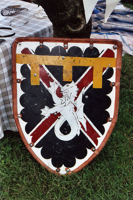 Shield at the Queens County Farm Museum Fair, Sept. 2006