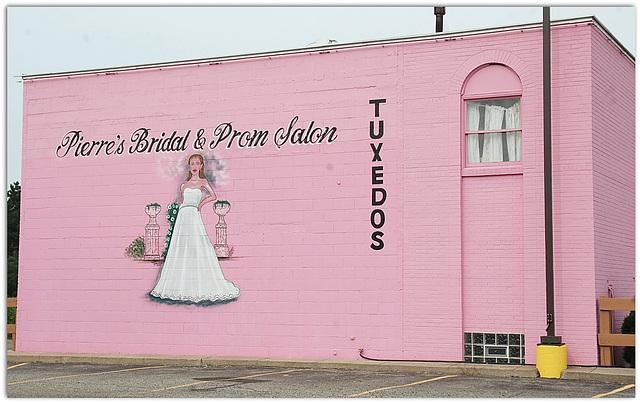 Pierre's Bridal & Prom Salon