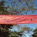 Fort Tryon Park Medieval Festival Banner, Oct. 2006