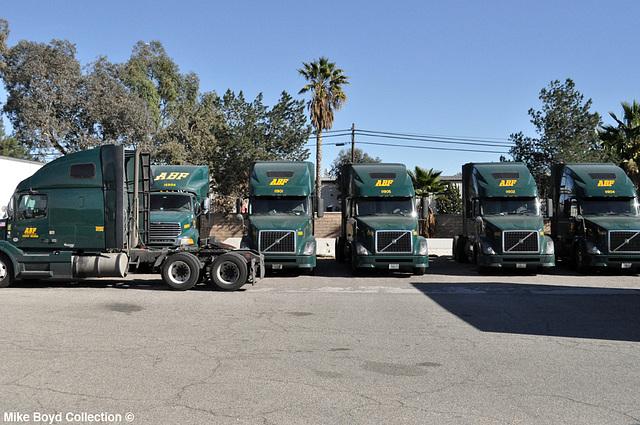 abf volvo vnl670 slpr trucks fontana ca 01'14