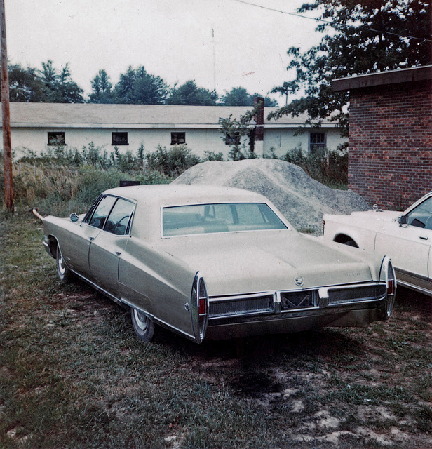 1967 Cadillac Fleetwood Series Sixty Special