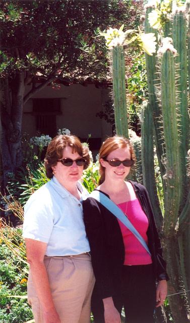 Mission San Juan Bautista, California 2000
