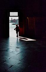 Desde dentro (San Giorgio Magiore) hacia fuera
