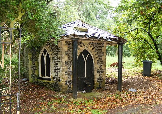 Lodge, Hilborough Hall, Norfolk