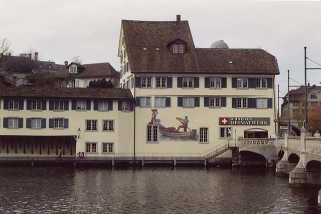 Store in Zurich, Nov. 2003